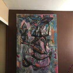 Unique Mayan Napier's Artwork for Sale in Alhambra,  CA