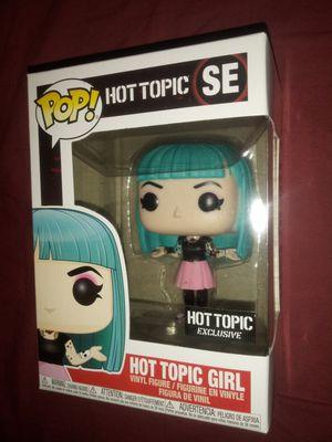 """LA Comic Con 2018 """"Hot Topic Girl"""" Hot Topic Exclusive Funko Pop for Sale in Los Angeles, CA"""