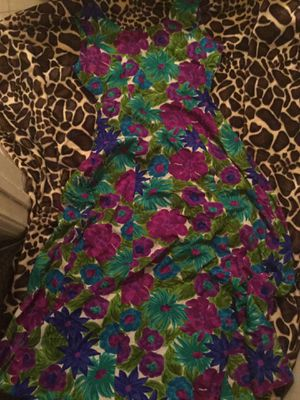 Women's vintage floral dress size s for Sale in Norwalk, CA