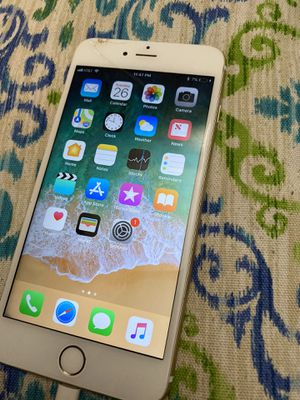 Iphone 6 plus unlocked for Sale in Fremont, CA