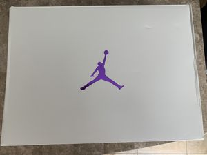 Air Jordan Purple Metallic 4s for Sale in Las Vegas, NV
