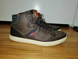 Levis sneaker boots size 9 for Sale in Fairfax, VA