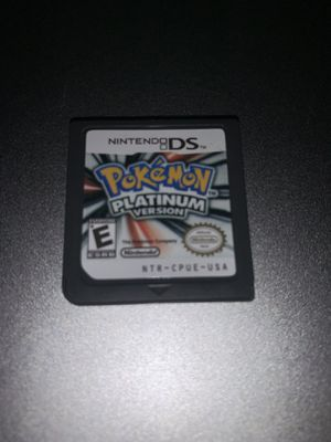 Pokémon Platinum for Sale in Auburndale, FL