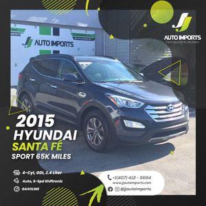 2015 Hyundai Santa Fe Sport for Sale in Orlando, FL