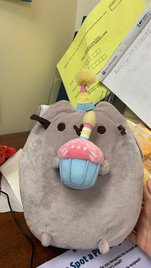 Pusheen teddy bear new with tag for Sale in Washington, DC