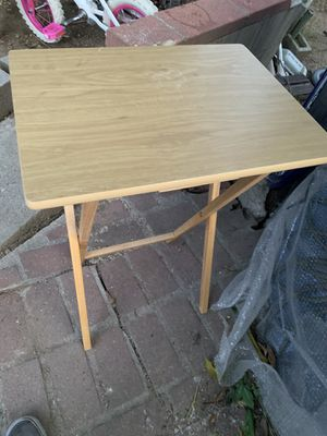 Foldable table for Sale in Alhambra, CA