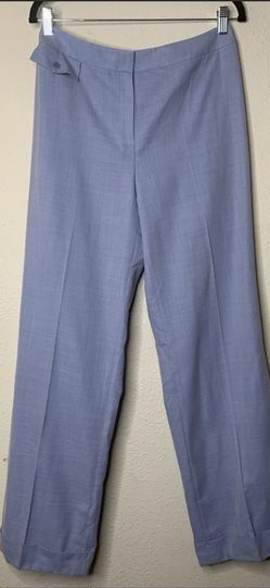 Loro Piana Blue Silk Whool Trouser Dress Pants for Sale in Canby,  OR