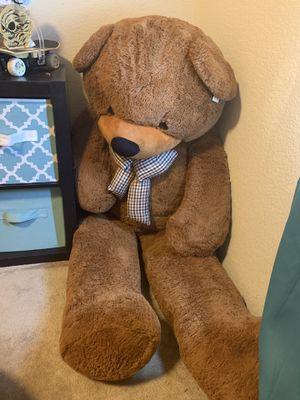 Huuuuuuuge stuffed Teddy Bear for Sale in Las Vegas, NV