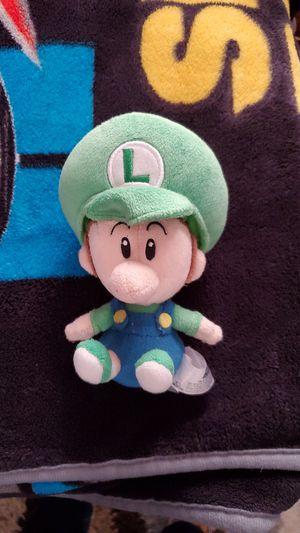 Baby Luigi Plush for Sale in Grand Prairie, TX
