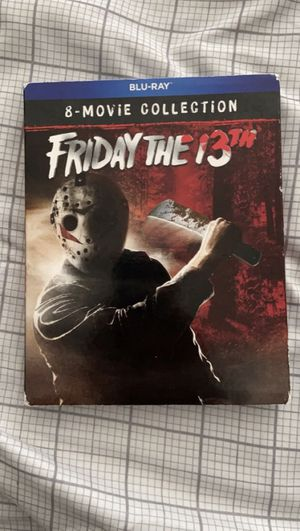 Friday the 13th movie collection for Sale in Chino, CA