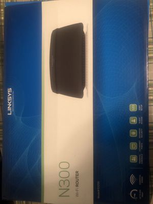 Linksys WiFi Router for Sale in Boiling Springs, SC