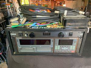 Alesis HD24 recorder, Radial DI, Furman power conditioner , rack case for Sale in Felton, PA