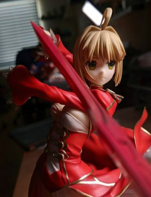 Saber Extra Nero Claudius goodsmile company for Sale in VLG WELLINGTN, FL