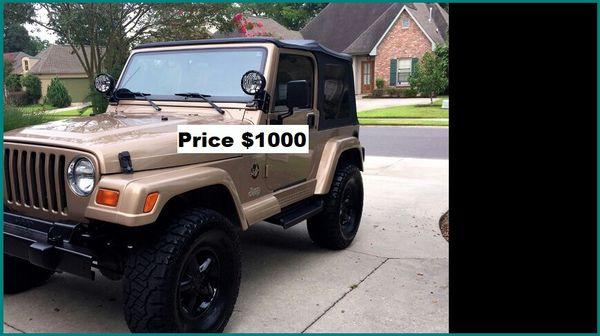 ֆ1OOO Jeep Wrangler
