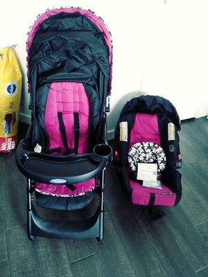 Stroller and car seat for Sale in Kaysville, UT