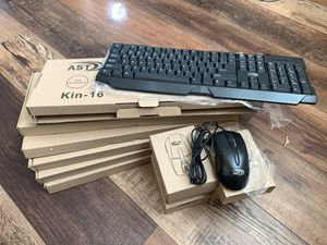 6X BRAND NEW Keyboard and Mouse! for Sale in Newport Beach, CA