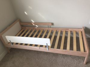Bed for toddler for Sale in Riverview, FL