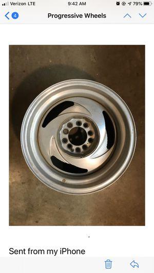 Progressive Wheels 8X15 for Sale in Flower Mound, TX