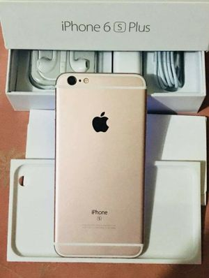 iPhone 6S Plus, Factory Unlocked.. Excellent Condition. for Sale in Springfield, VA