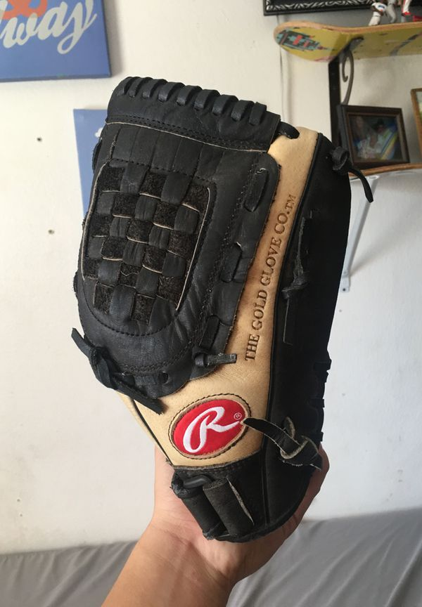 "Rawlings PP12BTP 12"" Gold Glove Player Preferred Baseball All Leather"