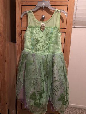 Disney Girls Tinkerbell Halloween Costume Size 13 for Sale in Gardena, CA