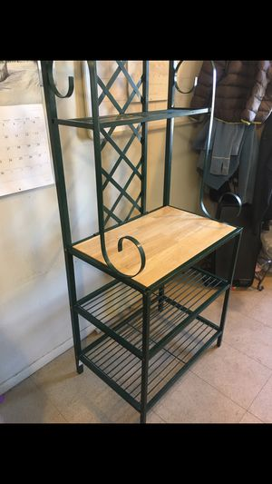 Bakers rack for Sale in East Dundee, IL