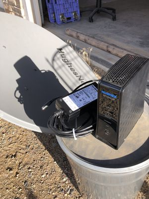 Hughes Net Gen 5 Internet satellite system for Sale in Helena, MT
