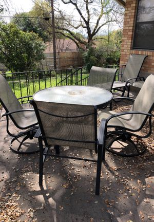Beautiful patio furniture for Sale in Austin, TX