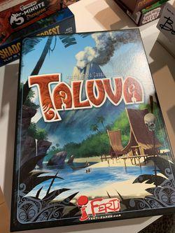Taluva Boardgame for Sale in Fort Lauderdale,  FL