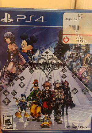 Kingdom Hearts 2.8 used game in great condition for Sale in San Diego, CA
