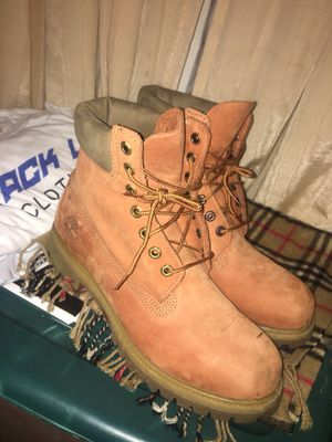 TIMBERLAND BOOTS for Sale in Alexandria, VA