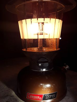 1981 model 275 Coleman pressure lantern for Sale in Burlington, NC