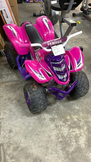Yamaha Kids motor bike only missing charger for Sale in Houston, TX