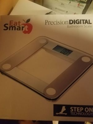 Digital bathroom scale NEW for Sale in Bushkill, PA