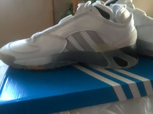 Brand new Adidas streetball men's size 10 sneakers for Sale in Orange, CA