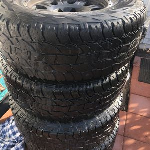 Truck Rims And Tires for Sale in Pismo Beach, CA