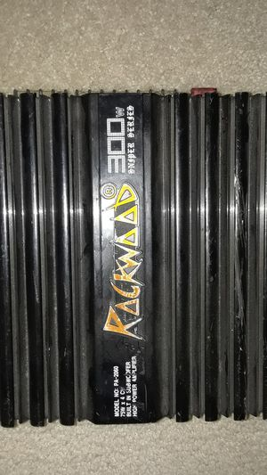 Rockwood amp 300w for Sale in Ontario, CA