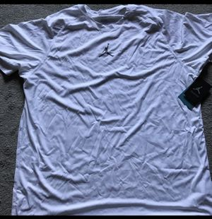 Jordan Dri Fit shirts Grey & black for Sale in The Bronx, NY