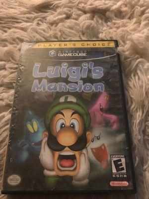 Luigi's Mansion (GameCube) for Sale in Phoenix, AZ