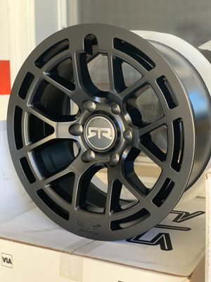 RTR FORD RAPTOR FITMENT, 17X9 all generations for Sale in Fresno, CA