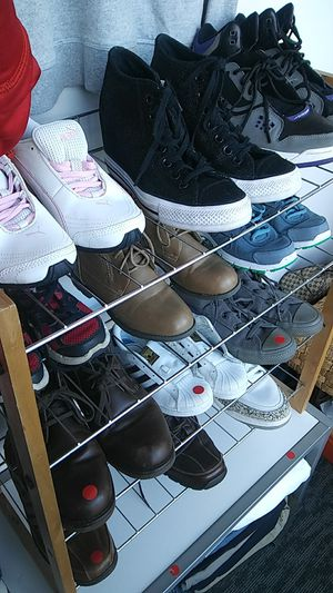Kids Brand Name Sneakers for Sale in Gaithersburg, MD
