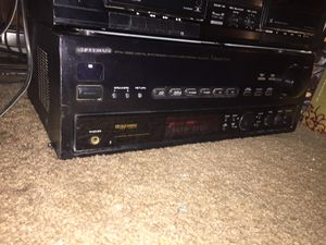 OPTIMUS STAV-3580 Stereo receiver for Sale in San Diego, CA