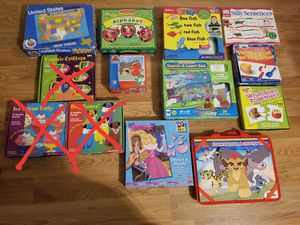 Kid Puzzles/ Games/Learning Games/Activities- $5 EACH! for Sale in Vista, CA