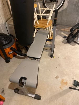 Weight bench for Sale in Rockland, MA