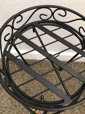 2 Plant stands for Sale in Phoenix, AZ
