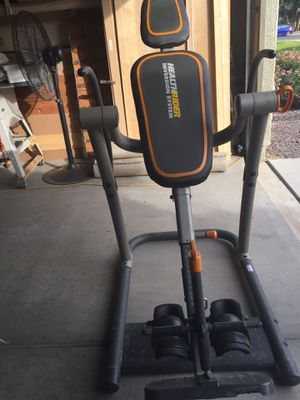 HealthRider Inversion for Sale in Maricopa, AZ
