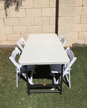 Kids tables & chairs KIDS DREAM PARTY for Sale in Avondale, AZ