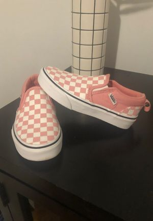 Kids size 12 - VANS (Brand New) for Sale in Chicago, IL