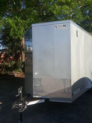 2020 ,6x12,inclosed,,LOOK,,trailer for Sale in Dublin, GA