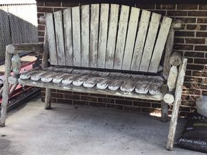 Rustic bench for Sale in Arlington Heights, IL